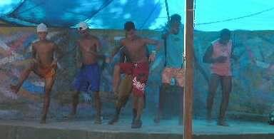 Aniversário do Gustavo, 2006 - Encontro grupo Os Kuringas