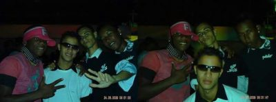 Baile do Campinho, 2007 - Os Kuringas